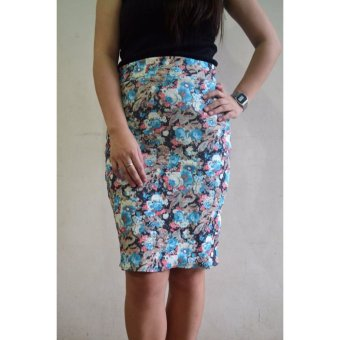 Dion and Mary Karylle Skirt (Blue) Price Philippines