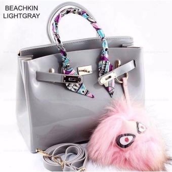 Beachkin Jellybag (Light Grey) Price Philippines