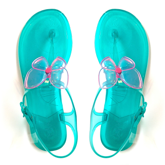 Harga Jelly Nelly Sandals (Turquoise)