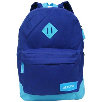 Harga Axis Backpack (Purple/Blue Combination)