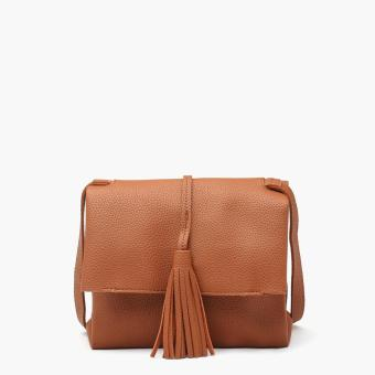 Harga Parisian Ladies Jen Sling Bag (Tan)