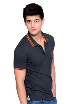 Harga Freego Slim Fit Polotees (Castle Rock)