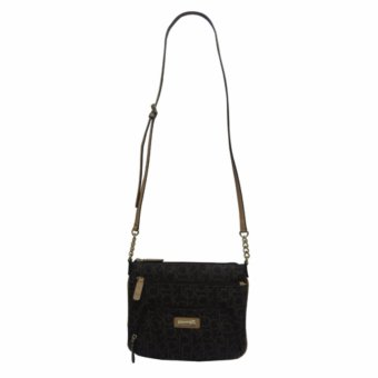 Harga Calvin Klein Cross Body Bag ( Brown )