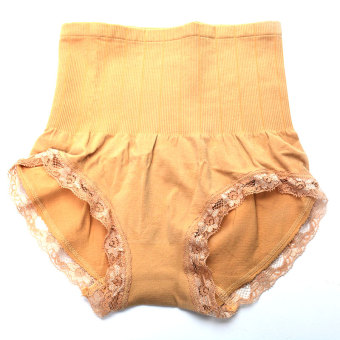 Munafie High Waist Slimming Shapewear Girdle Panty (Beige) Price Philippines