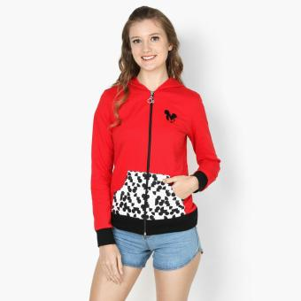 Harga Disney Mickey Mouse Teens Jacket (Red)