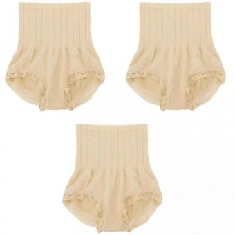 Munafie Slimming Panty Set of 3 (Nude) Price Philippines