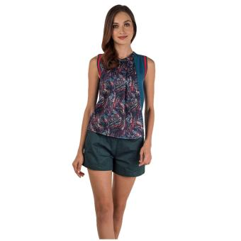 Harga Plains & Prints Jedi Sleeveless Top (Multi)