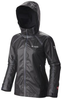 Harga Columbia Sportswear Women's OutDry Ex Gold Tech Shell with OutDry Waterproof/Breathable Technology (Black)