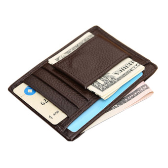 Mens Wallet Credit ID Card Holder Brown Price Philippines
