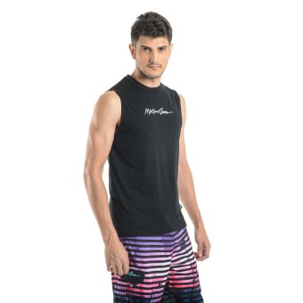Maui and Sons Regular Fit Muscle Shirt (Black) Price Philippines