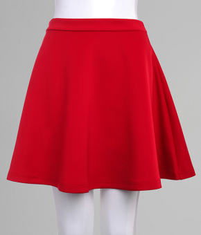 Harga BENCH HB Skater Skirt (Red)