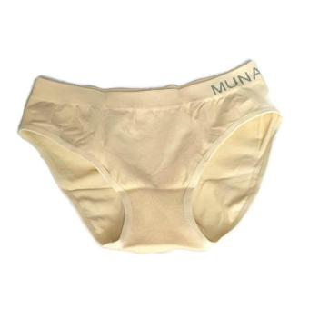 MUNAFIE Japan Seamless Panty (Beige) Price Philippines