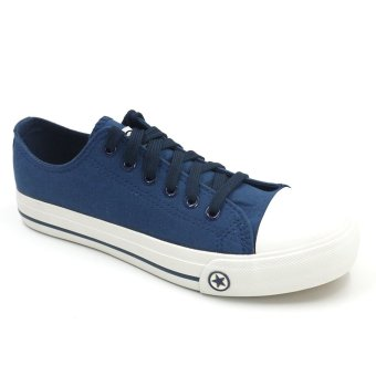 Tanggo Low Cut High Quality Men's Footwear Casual Sneakers (Blue) Price Philippines