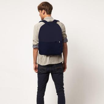 Harga Treeco Canvas Sul Ross Collection Backpack (Navy Blue)