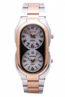 Harga Valentino Classic Women's Watch 20121698 (Rose Gold/Mother of Pearl)