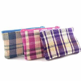 Harga KrigKrafts, Native Jute Fiber Wallet 4x3 Inch BPV Set