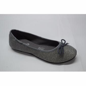 Crissa Steps Ayla Gray Flat shoes (Gray) Price Philippines