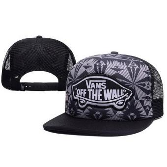 Fashion Vans Snapbacks Cap Adjustable Sport Hat - intl Price Philippines