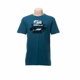 Harga BENCH- BOT2179CB4 Graphic Tee (Celestial Blue)