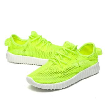 New Arrival Super-light Footwear for women cheap running shoes Sneakers daily outdoor trainers sport shoes women shoes(Green) - intl Price Philippines