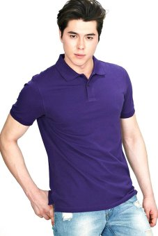Harga BLKSHP Winner Polo (Purple)