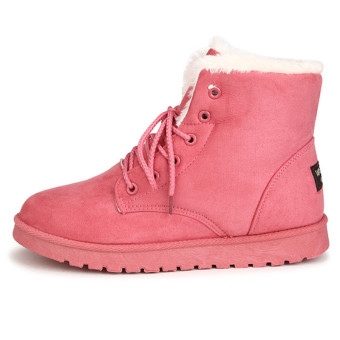 Women Warm Winter Boots in Tube Cotton Footwear Shoes Price Philippines
