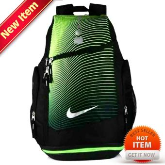 MENS BACK PACK NIKE HOOPS MAX AIR (L.GREEN) SPORTS GYM SCHOOL MENS WOMENS BACKPACK BAG Price Philippines