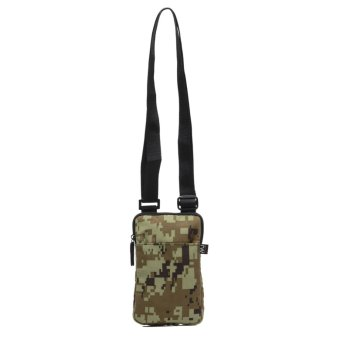 Mj By Mcjim Neck Sling Bag (Camouflage/Green) Price Philippines