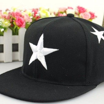 Baby Kids Boy Girl Star Adjustable Baseball Cap Child Snapback Visor Hip-hop Hat Price Philippines