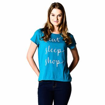Harga Forme Graphic Tee (Teal)