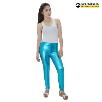 Harga Trendy Leggings Polyester Shiny Look