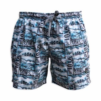 Maui and Sons Swimshort (LT.BLUE) Price Philippines
