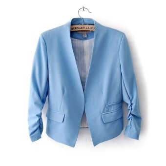 Fashion Slim Candy Color Blazer (Intl) Price Philippines