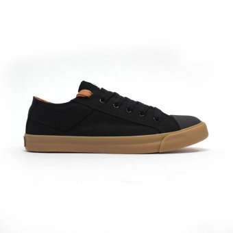 Harga PONY MEN'S - SHOOTER LOW (BLACK/LION)