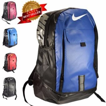 Harga Back Pack Nike Leather (Dark Blue)
