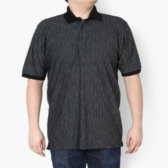 Harga Maxwear Mens Polo Shirt (Black)