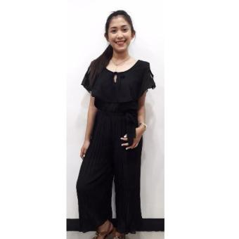 Dion and Mary Mikee Jumpsuit (Black) Price Philippines