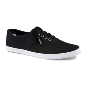 Harga Keds Men's Champion CVO Sneakers (Black/White)