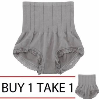 Munafie Slimming Panty (Gray) Buy 1 Take 1 Price Philippines