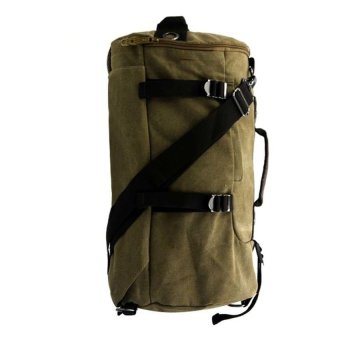 William's Backpack/Sling Unisex Canvas Bag (Green) Price Philippines