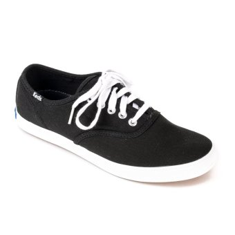 Harga KEDS MF32288 Champion CVO Men's Sneaker Shoes (Black/White)