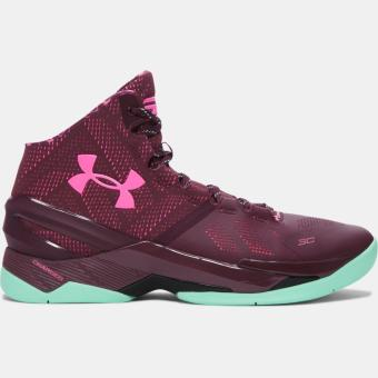 Harga Under Armour UA Curry 2 'BHM' Men's Basketball Shoes