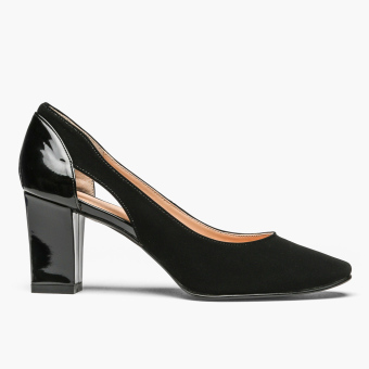Harga Parisian Basic Ladies Harper Pumps (Black)