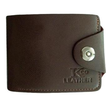 men's style short wallet (brown) Price Philippines