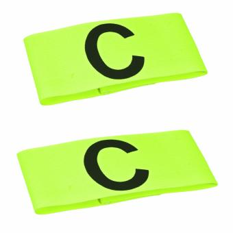 Harga TCS PCA-NR Captain Arm Band Adult Set of 2 (Neon Green)