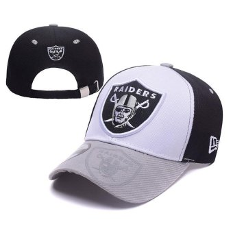 Fashion NFL-OAKLAND-RAIDERS Snapback Cap Adjustable Sport Hat - intl Price Philippines