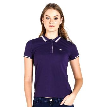 Harga PENSHOPPE Ladies Polo (Purple)