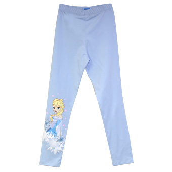 Harga Frozen Elsa Leggings (Blue)