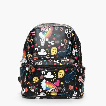 Harga Parisian Ladies Oswane Backpack (Black)