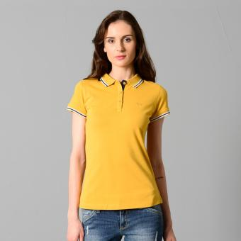 Lee Womens Polo Shirt (Mustard) Price Philippines